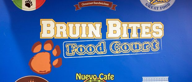 Bruin Bites food court