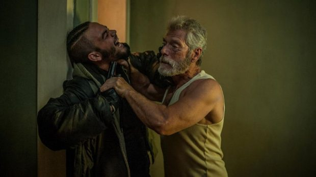 Daniel Zovatto, left, and Stephen Lang