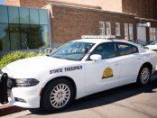 UHP patrol car