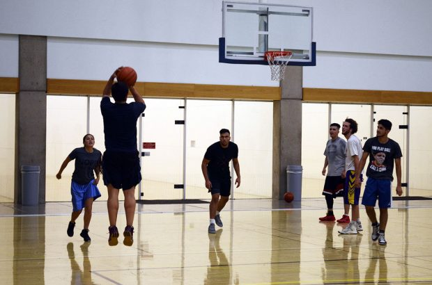 Play pickup basketball at the LAC | globeslcc.com