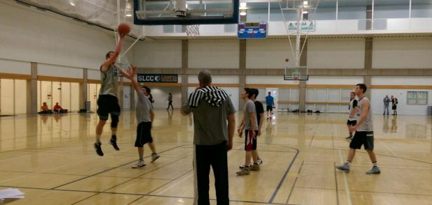 Bruin Basketball Brawl tournament game