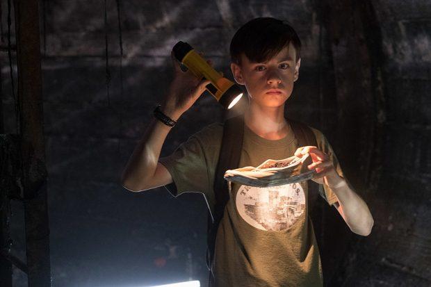 Jaeden Lieberher as Bill Denbrough