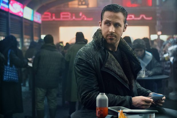 Ryan Gosling as 'K'