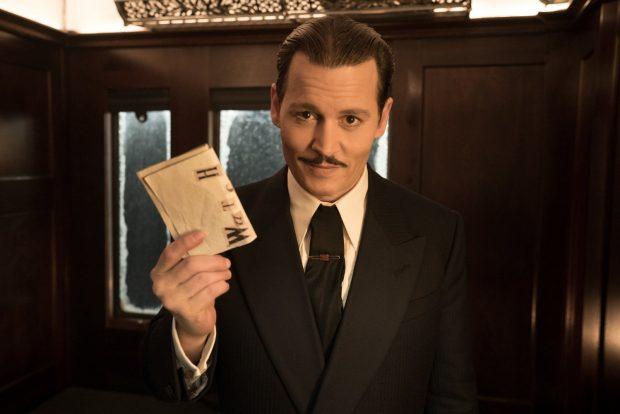 Johnny Depp as Edward Ratchett