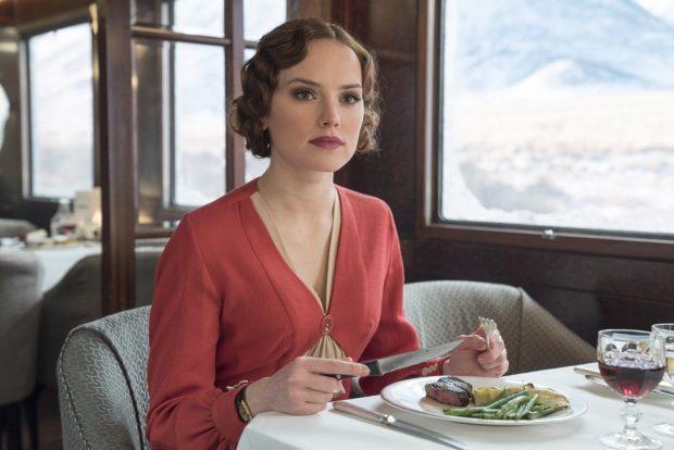Daisy Ridley as Miss Mary Debenham