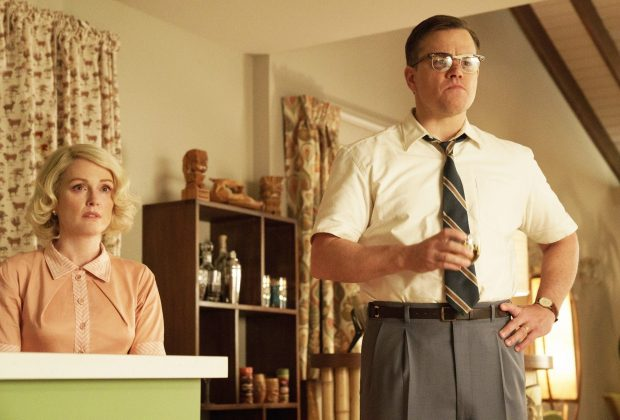 Suburbicon still