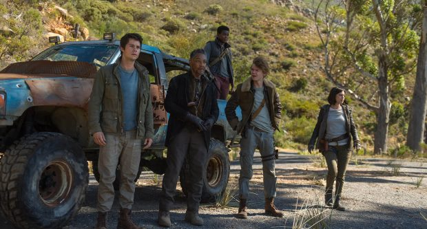 """Maze Runner: The Death Cure"" movie still"