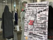 """Dressed to Protest"" exhibit"