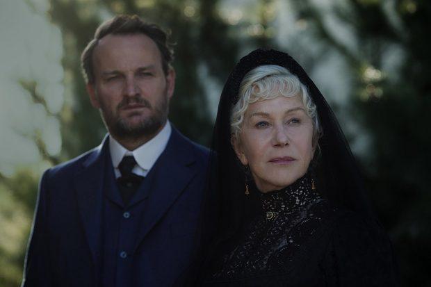 Jason Clarke and Helen Mirren