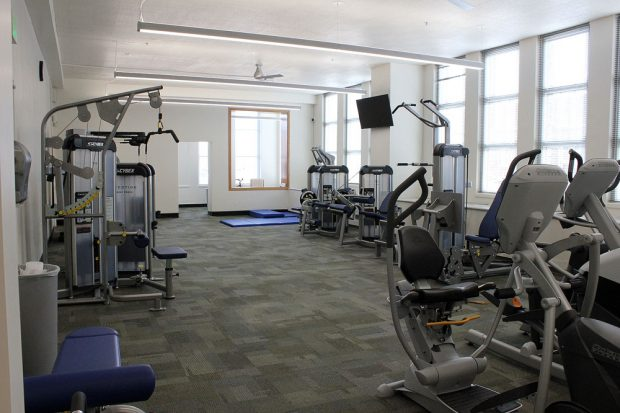 Bruin Fitness Center