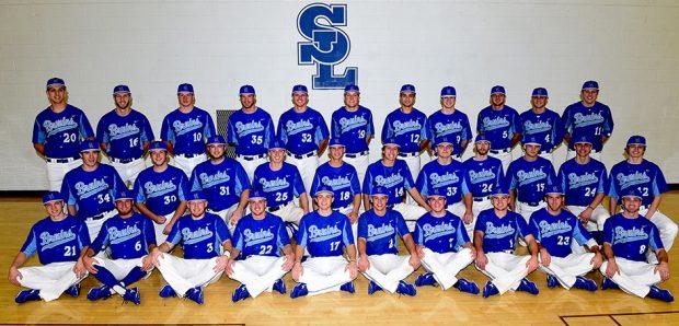 2018 Bruin baseball team photo