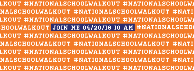 National School Walkout cover photo