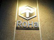 RoHa sign