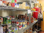 Redwood Campus Food Pantry