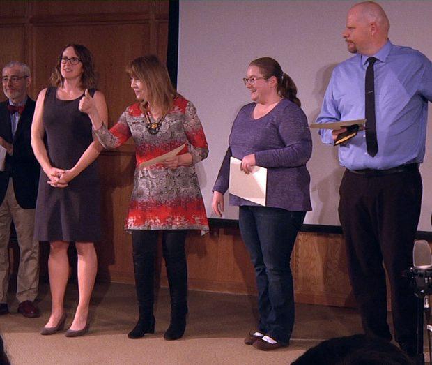Faculty Winners