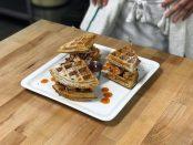 Culinary waffles