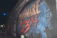 Nightmare on 13th mural
