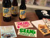 SLUG merchandise