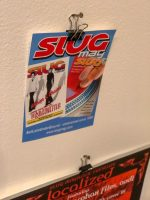 SLUG advertisement
