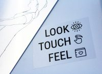 Look, Touch, Feel