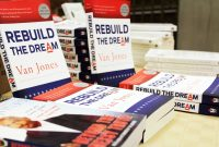 Van Jones's books