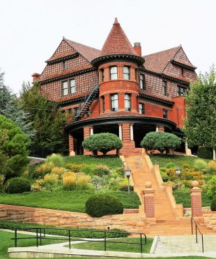 Alfred McCune's mansion
