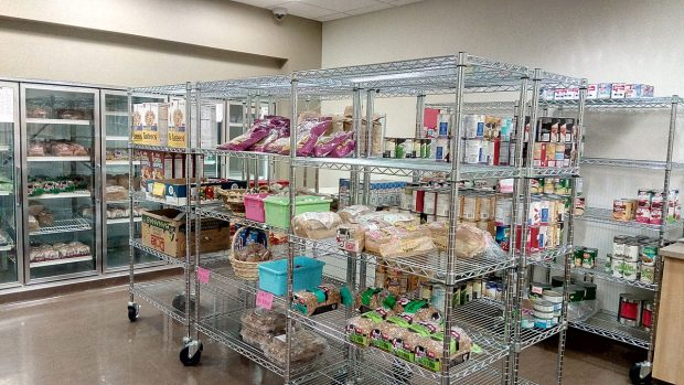 South City Campus food pantry