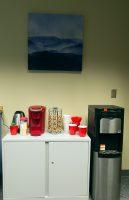 Veterans Center coffee station
