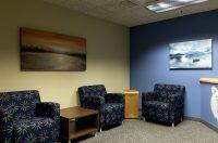Veterans Center lounge