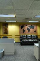 Veterans Center furniture