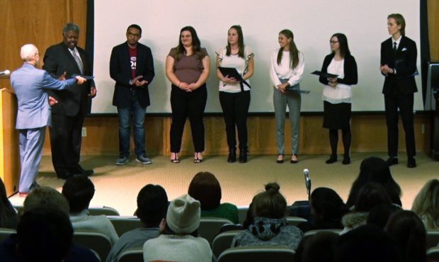 Speakers' Showcase finalists