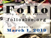 Folio Spring 2019 submissions