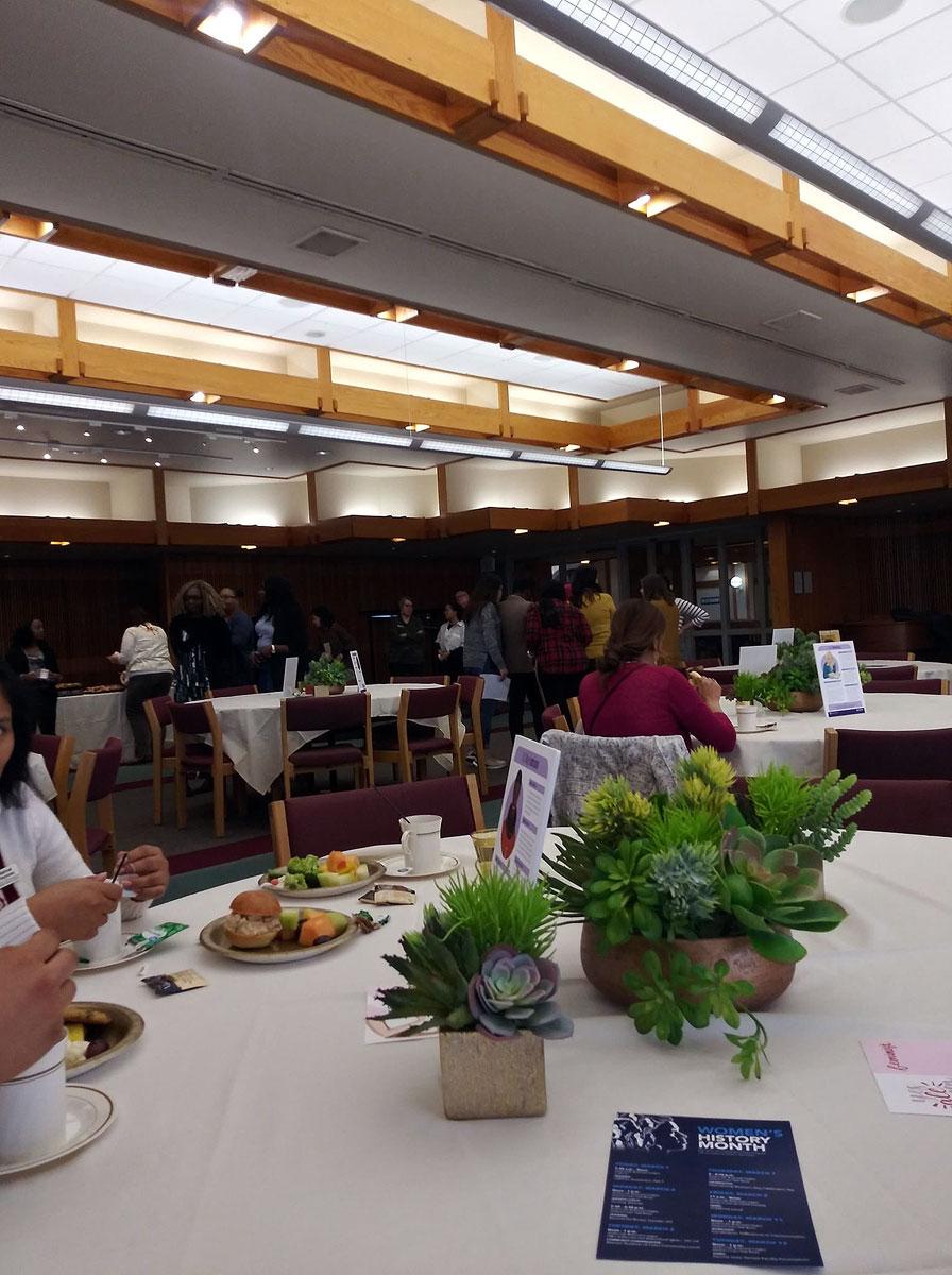 cam-womens-day-tea-celebration-redwood-campus-nyu