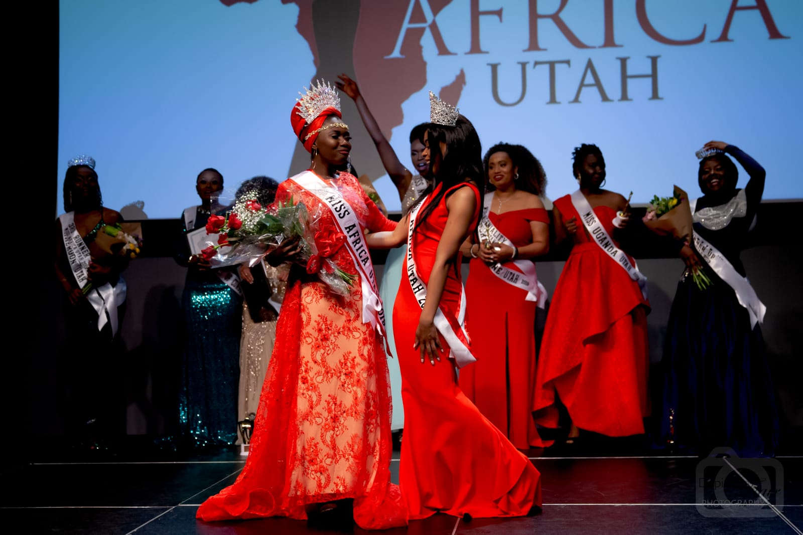 Miss Gambia becomes Miss Africa Utah 2019