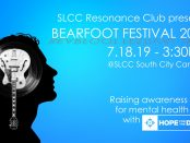 Bearfoot Festival graphic with event details
