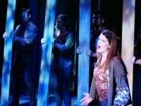 Esther sings