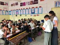 Wai School charades
