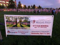 Healing Field sign