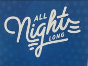 "Graphic for ""All Night Long"" event"