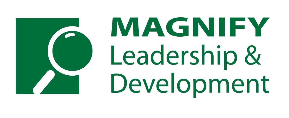 Magnify Leadership and Development logo