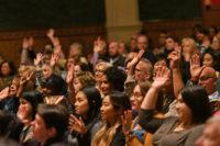 Tanner Forum audience