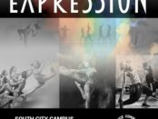 """EXPRESSION"" promotional poster"
