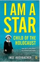 """I Am a Star: Child of the Holocaust"" book cover"