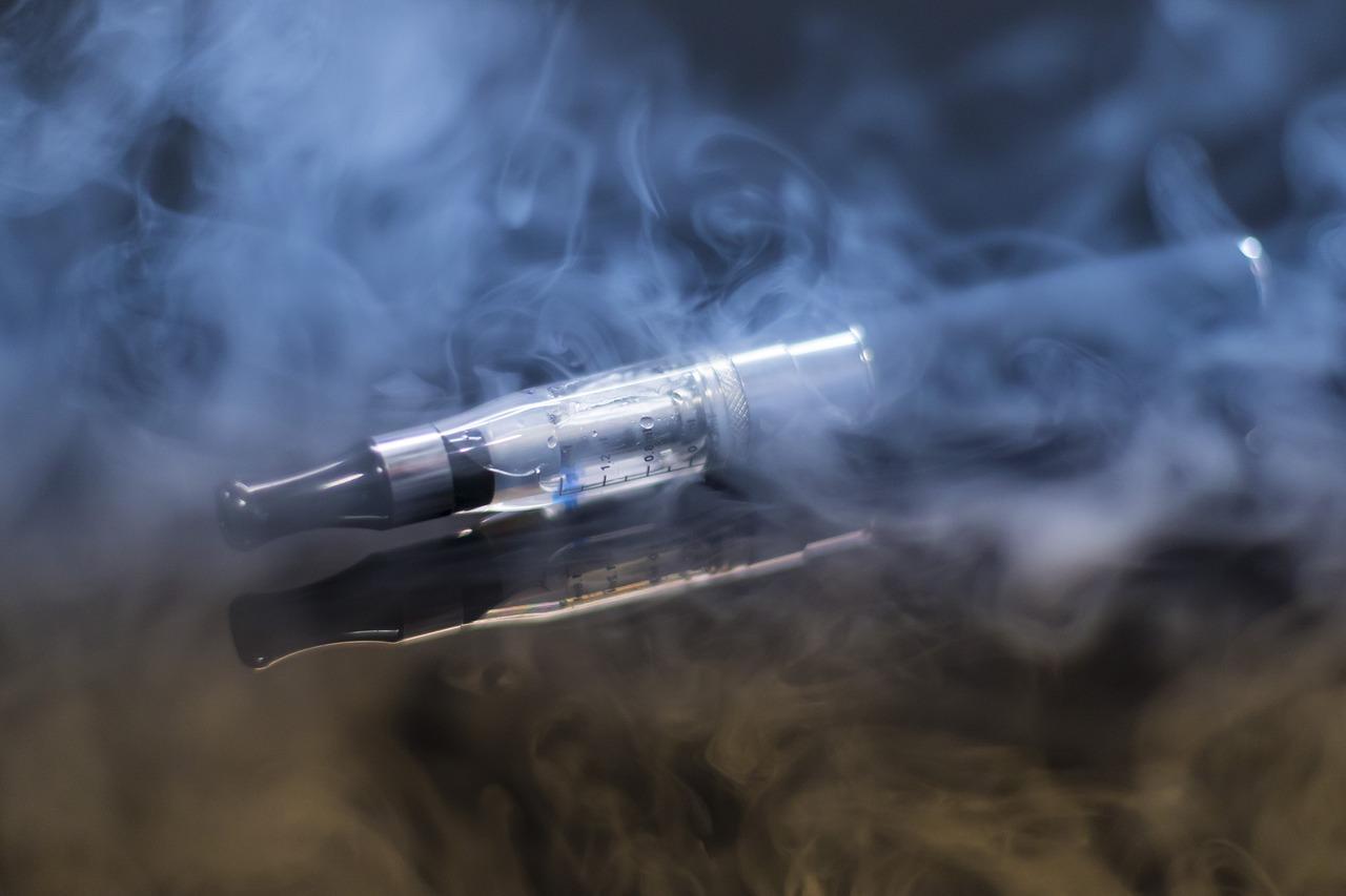Vape cloud masks e-cigarette
