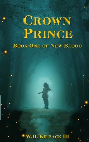 Cover photo of Crown Prince: Book One of New Blood
