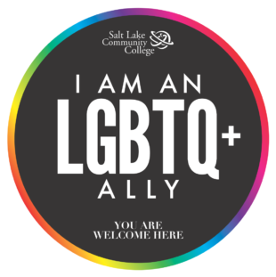 I am an LGBTQ+ Ally, you are welcome here