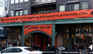 Outside the Sundance Co-Op