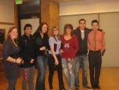 2012-2013 Student Executive Council