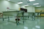 Mortuary Science Cadaver Lab