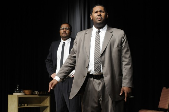 Lonzo Liggins and Terence S. Johnson